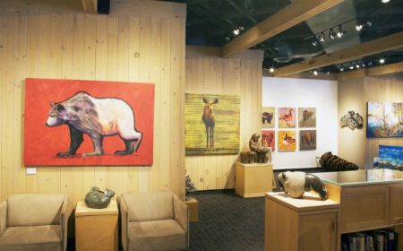 New Owners and Classic Art at Banff's Canada House Gallery