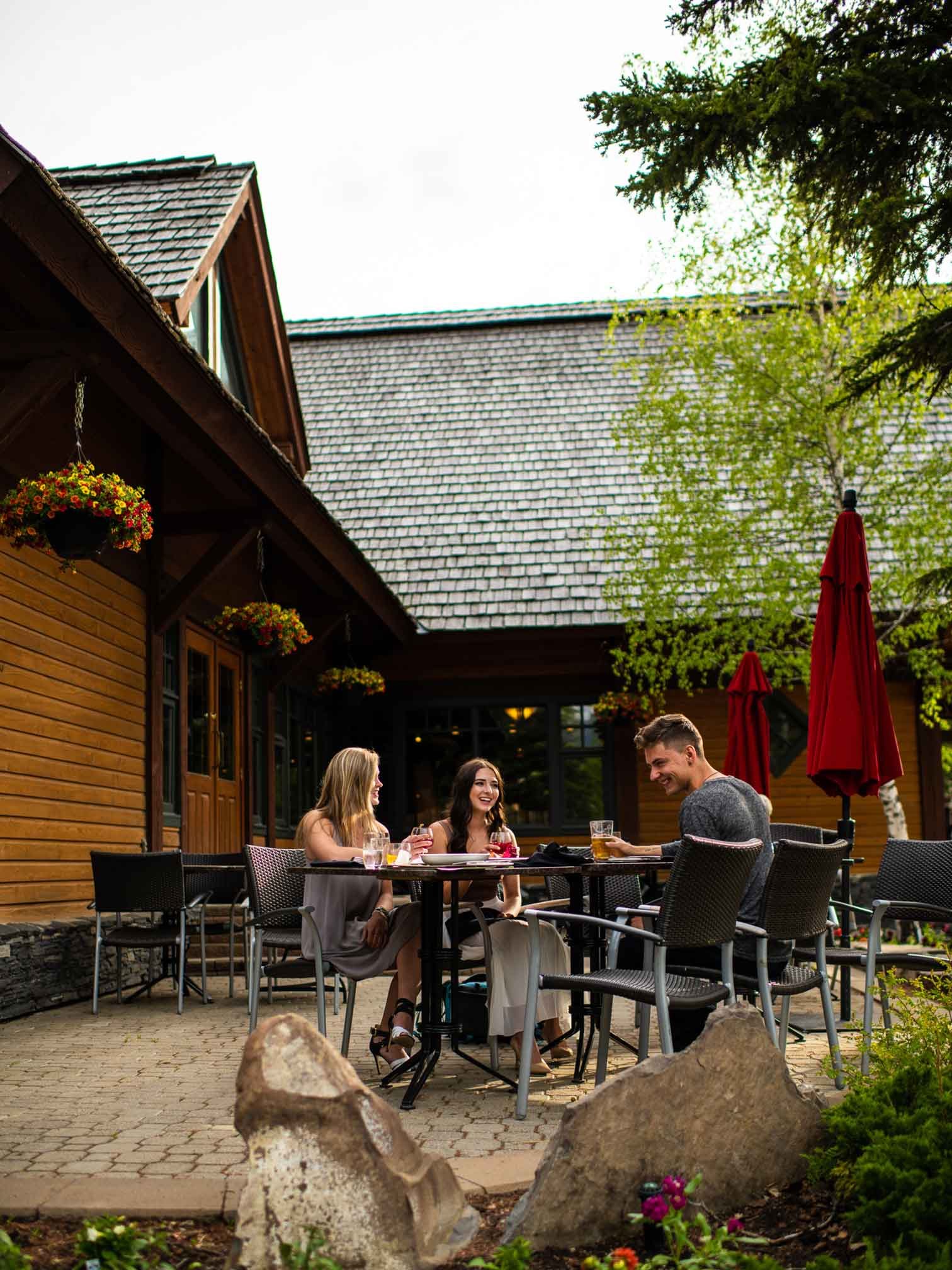 Patios with Happy Hours: Buffalo Mountain Lodge Erik McRitchie