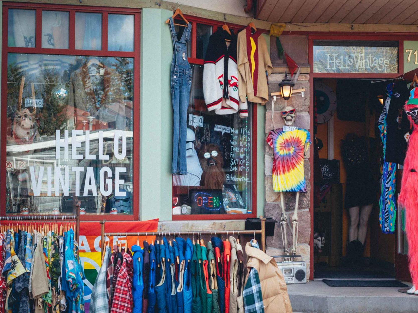 3 Great Thrift Stores in Canmore on Where Rockies