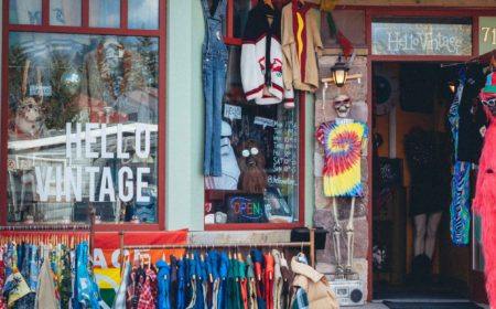 3 Great Thrift Stores in Canmore