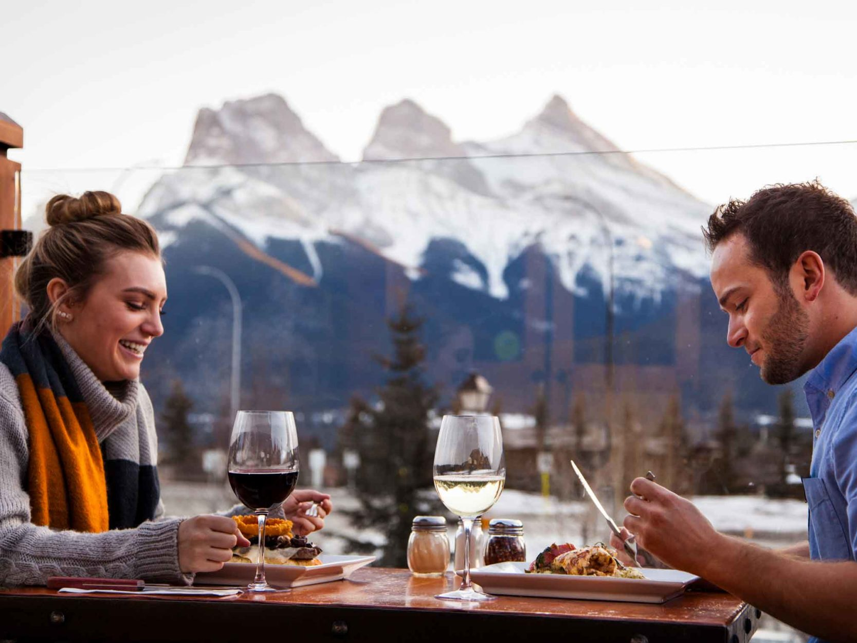 6 Great Summer Patios in Canmore on Where Rockies