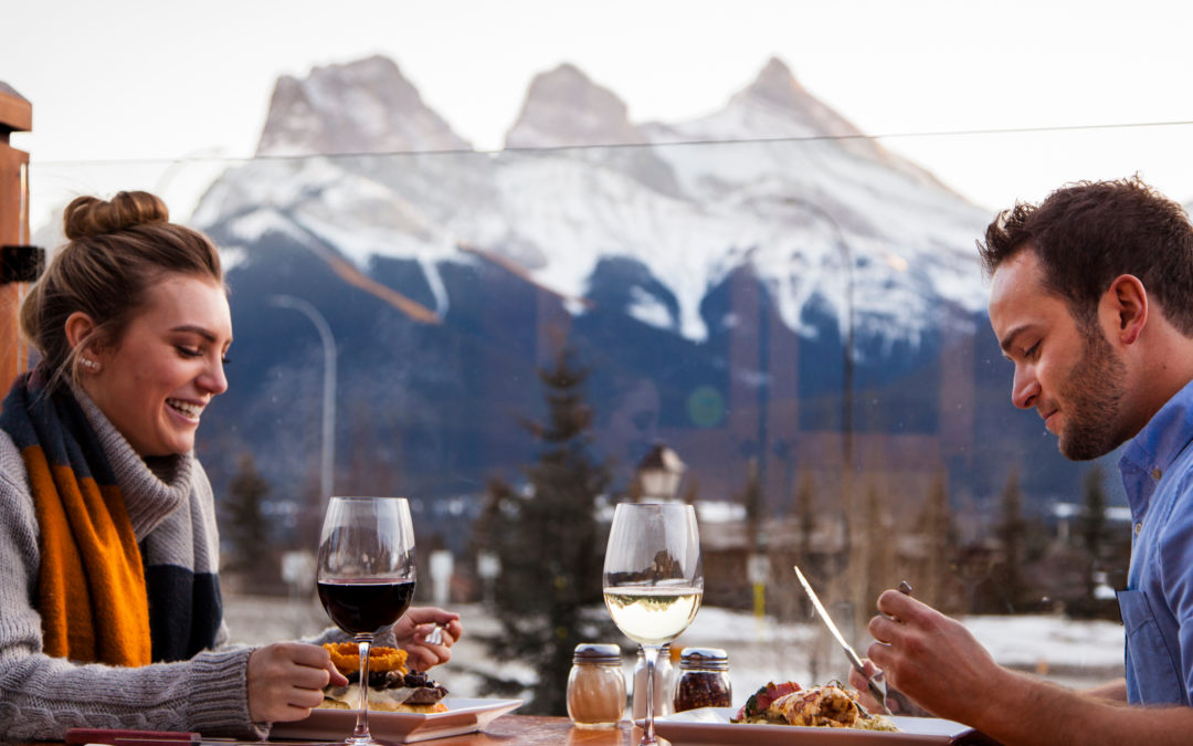 4 Great Summer Patios in Canmore