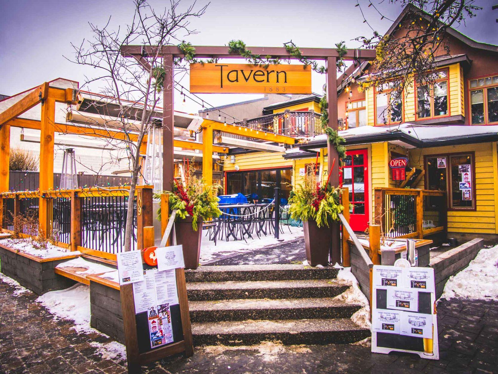 Tavern 1883: Fabulous Five Time Winner on Where Rockies