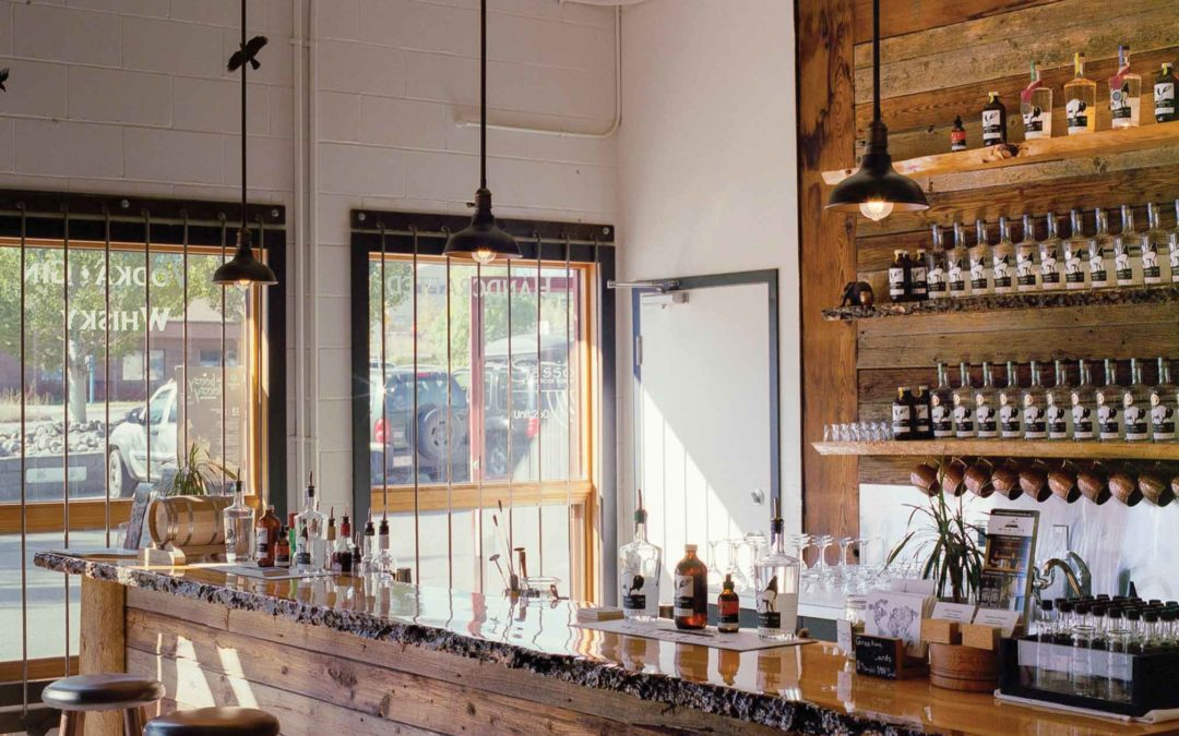 Sipping Spirits at Wild Life Distillery