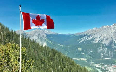 Canadian Rockies Canada Day Celebrations