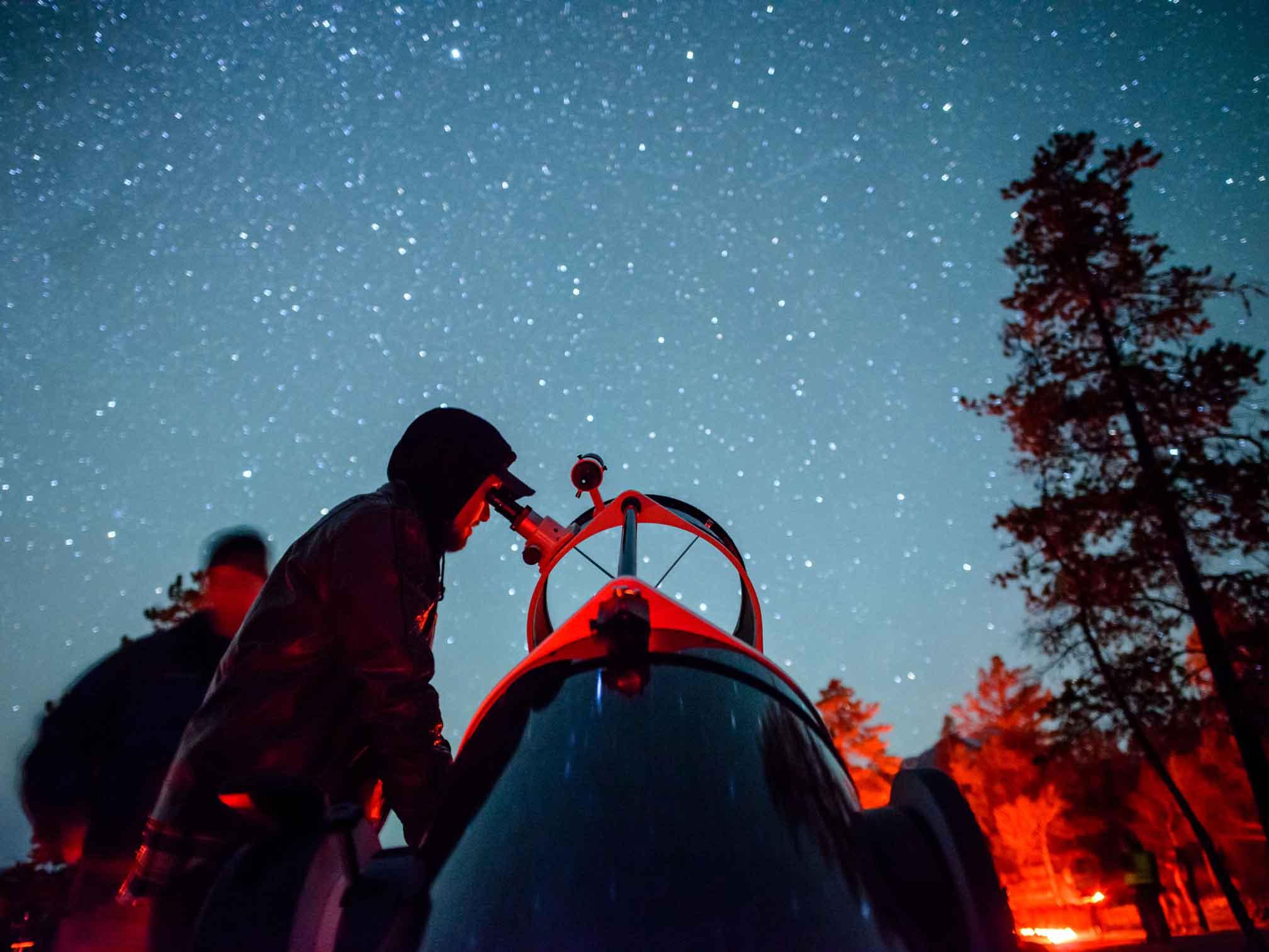 Jasper Summer Adventures: Stargazing