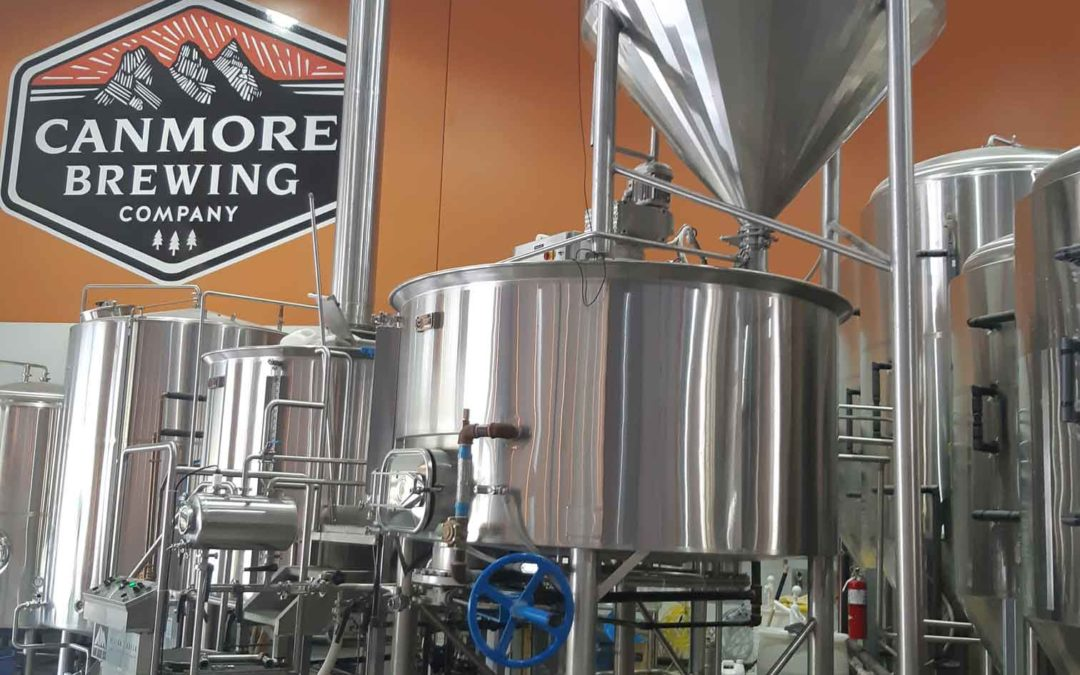 Canmore Brewing Company Tour: How Beer is Made