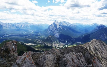 Reaching New Heights with Norquay's Via Ferrata