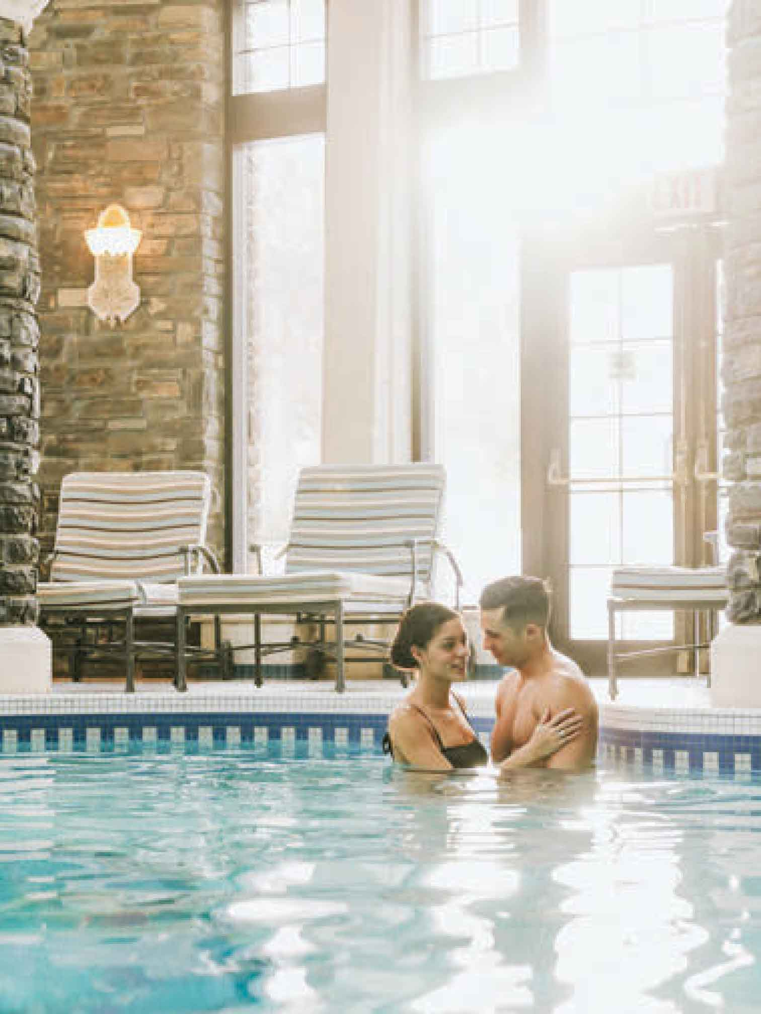 Spas in the Canadian Rockies: Willow Stream Spa