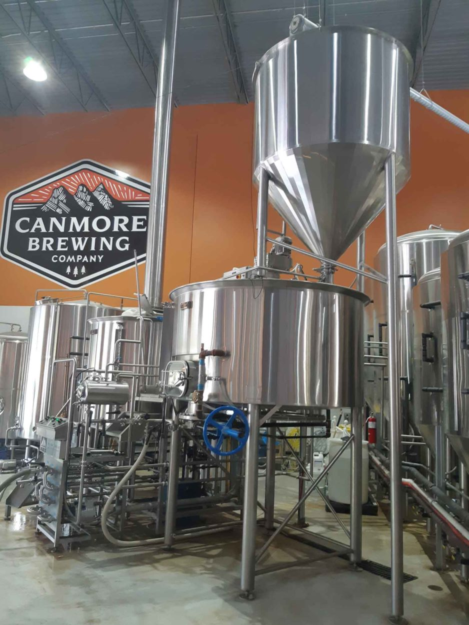 Canmore Brewing Company Tour: How Beer is Made on Where Rockies