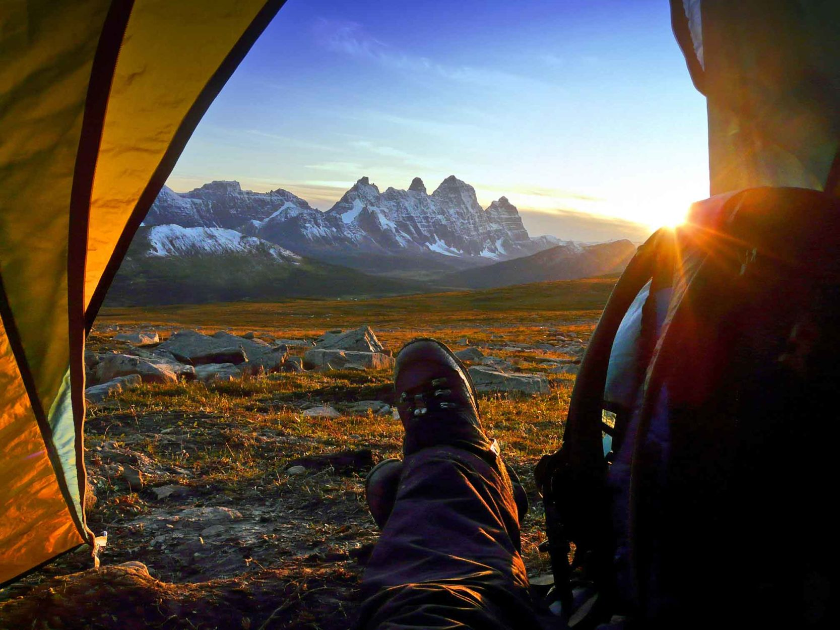 Summer Camping Checklist for the Canadian Rockies on Where Rockies