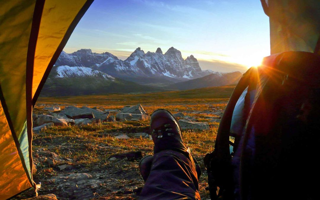 Summer Camping Checklist for the Canadian Rockies