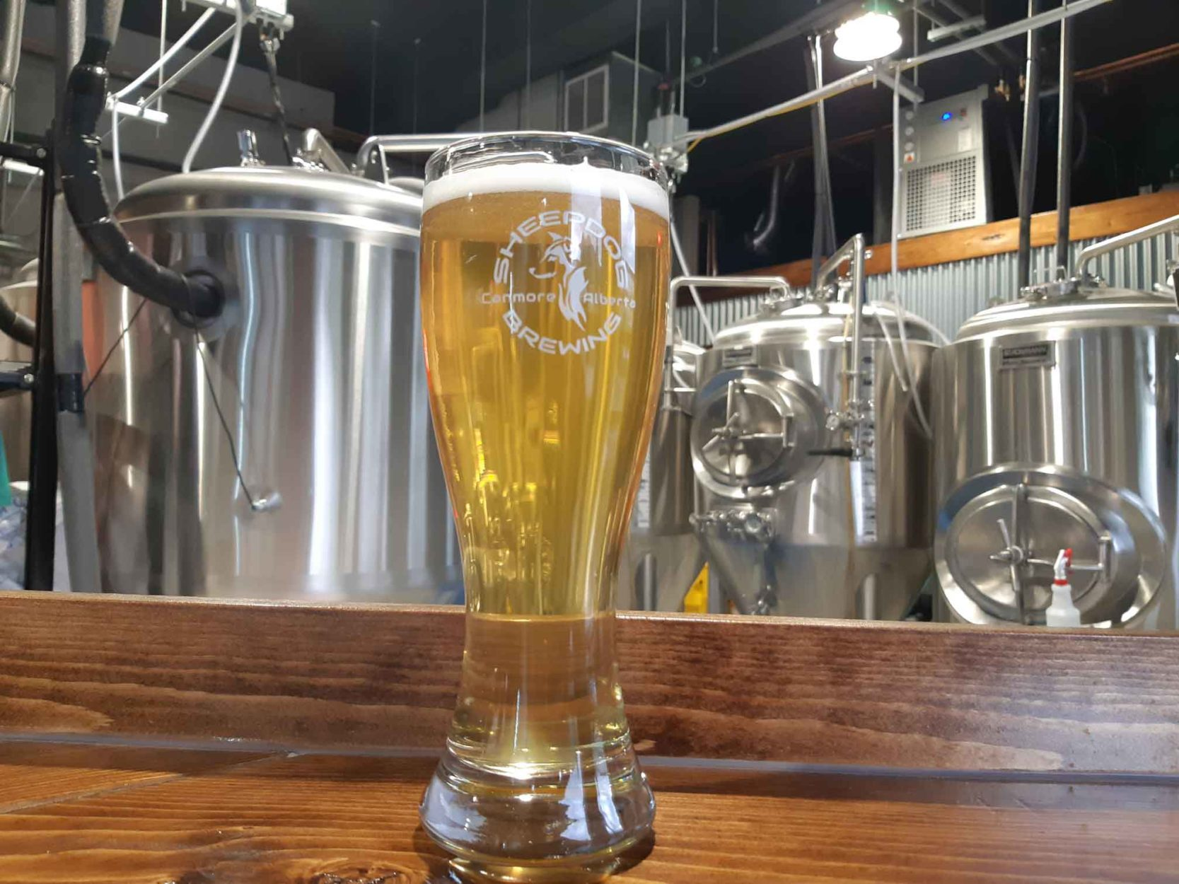 A Taste of Breweries and Distilleries in Canmore on Where Rockies