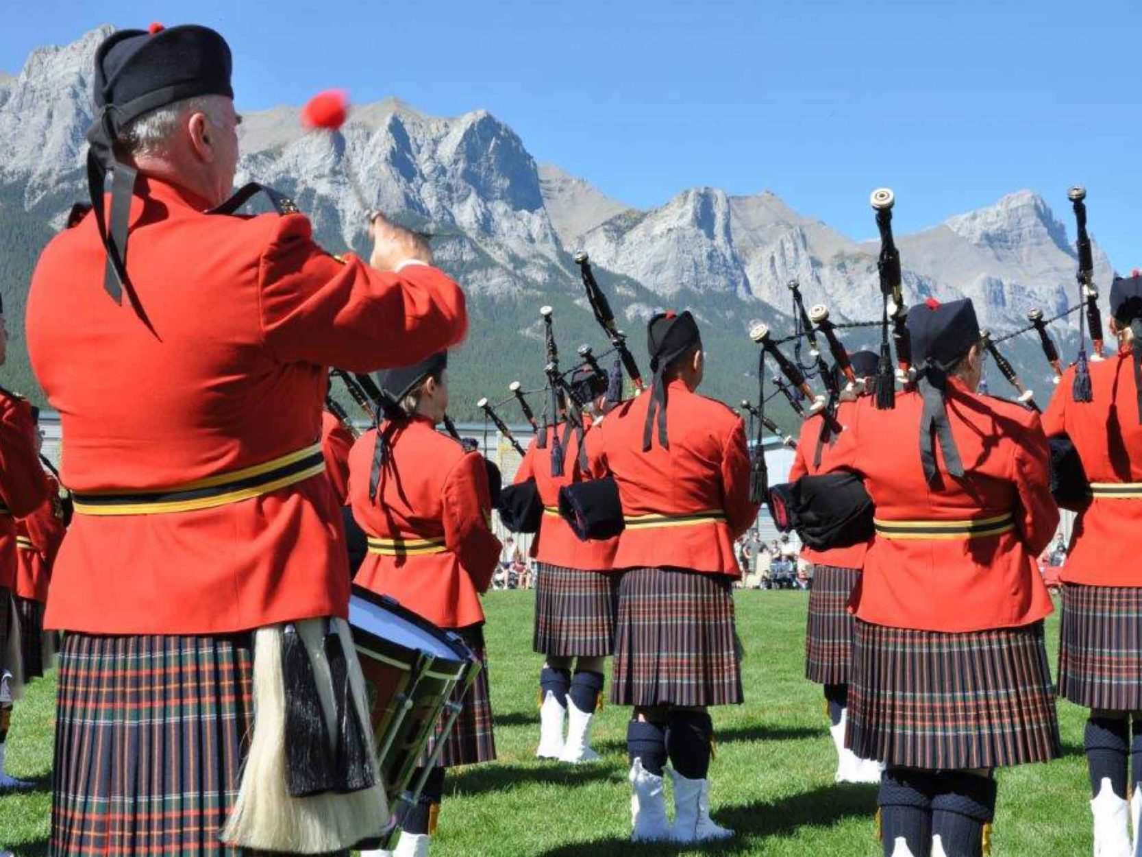 A Wee Bit of Canmore Scottish History on Where Rockies