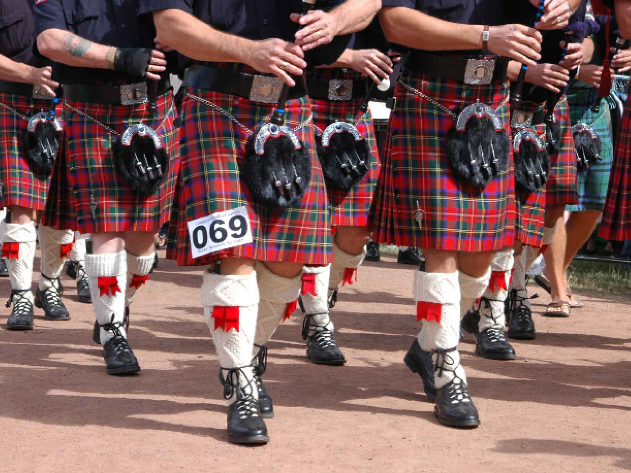 A Festival Fit for a King: The 2019 Canmore Highland Games
