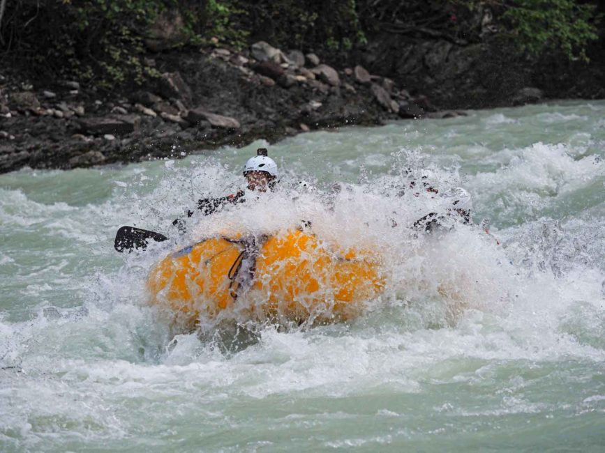 Heli-Rafting with Glacier Raft Company Main Photo