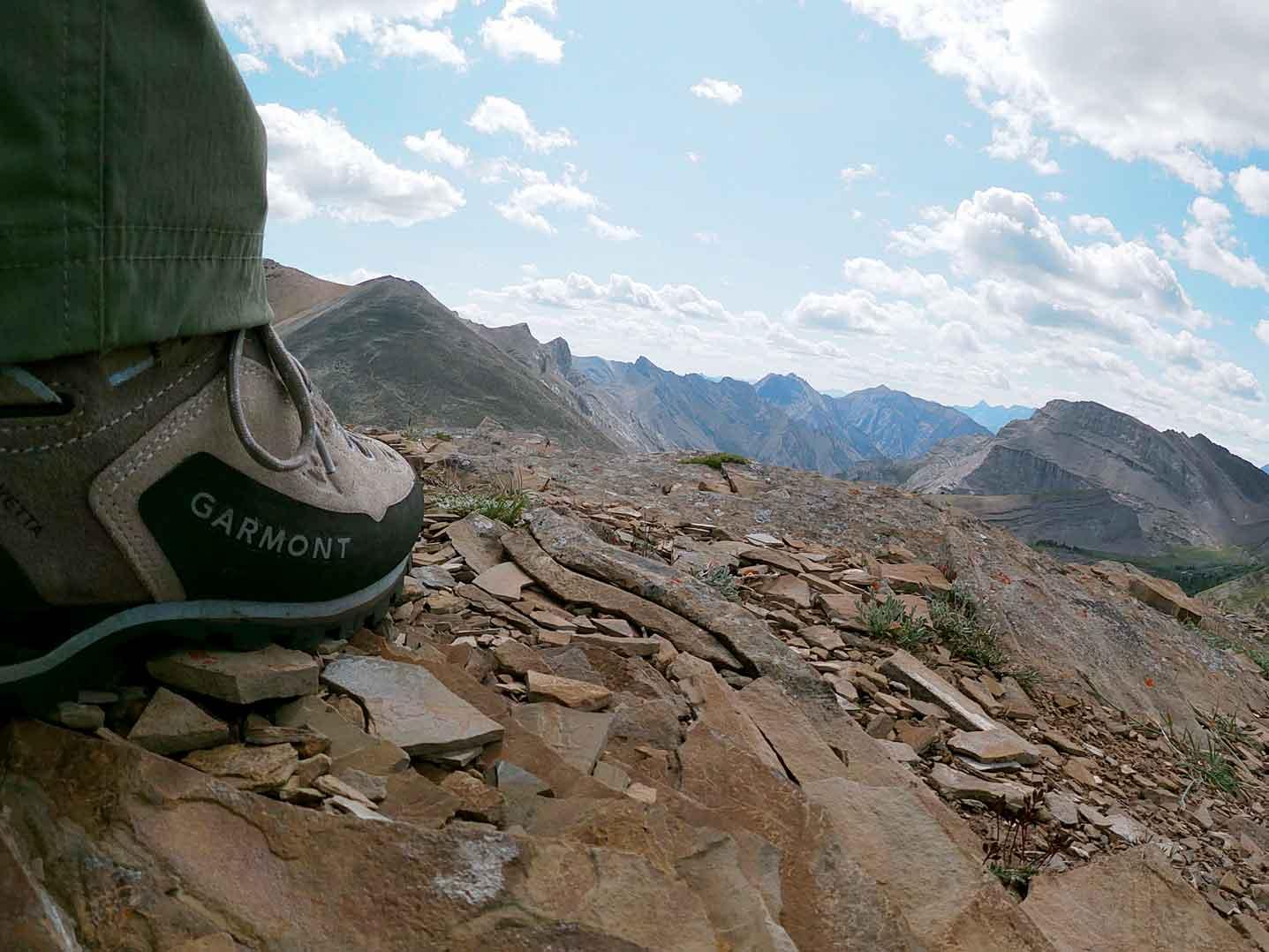 White Mountain Adventures Heli Hike Garmont Boots