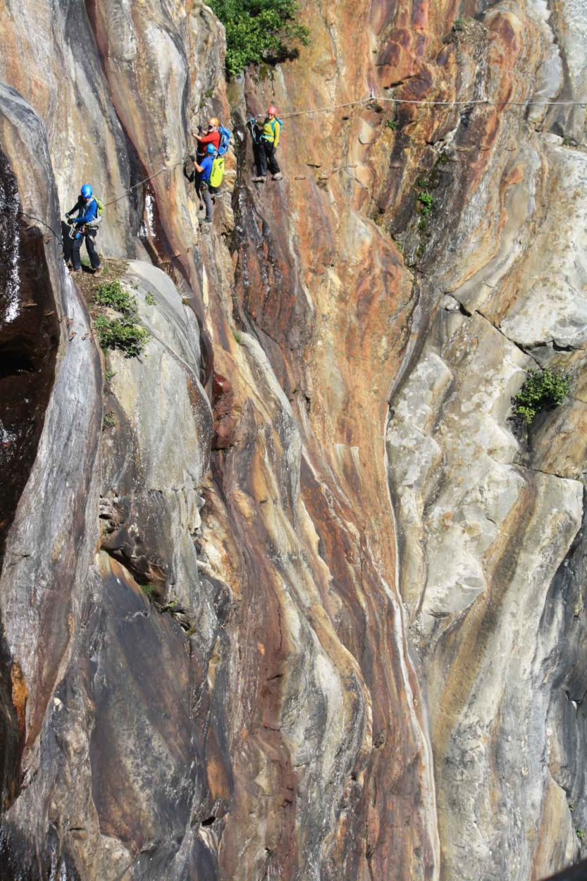 The Wild and Wonderful CMH Cariboos Via Ferrata Main Photo