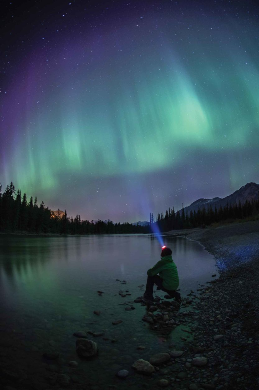 Night Visions: Amazing Nighttime Outdoor Adventures in the Mountains Main Photo
