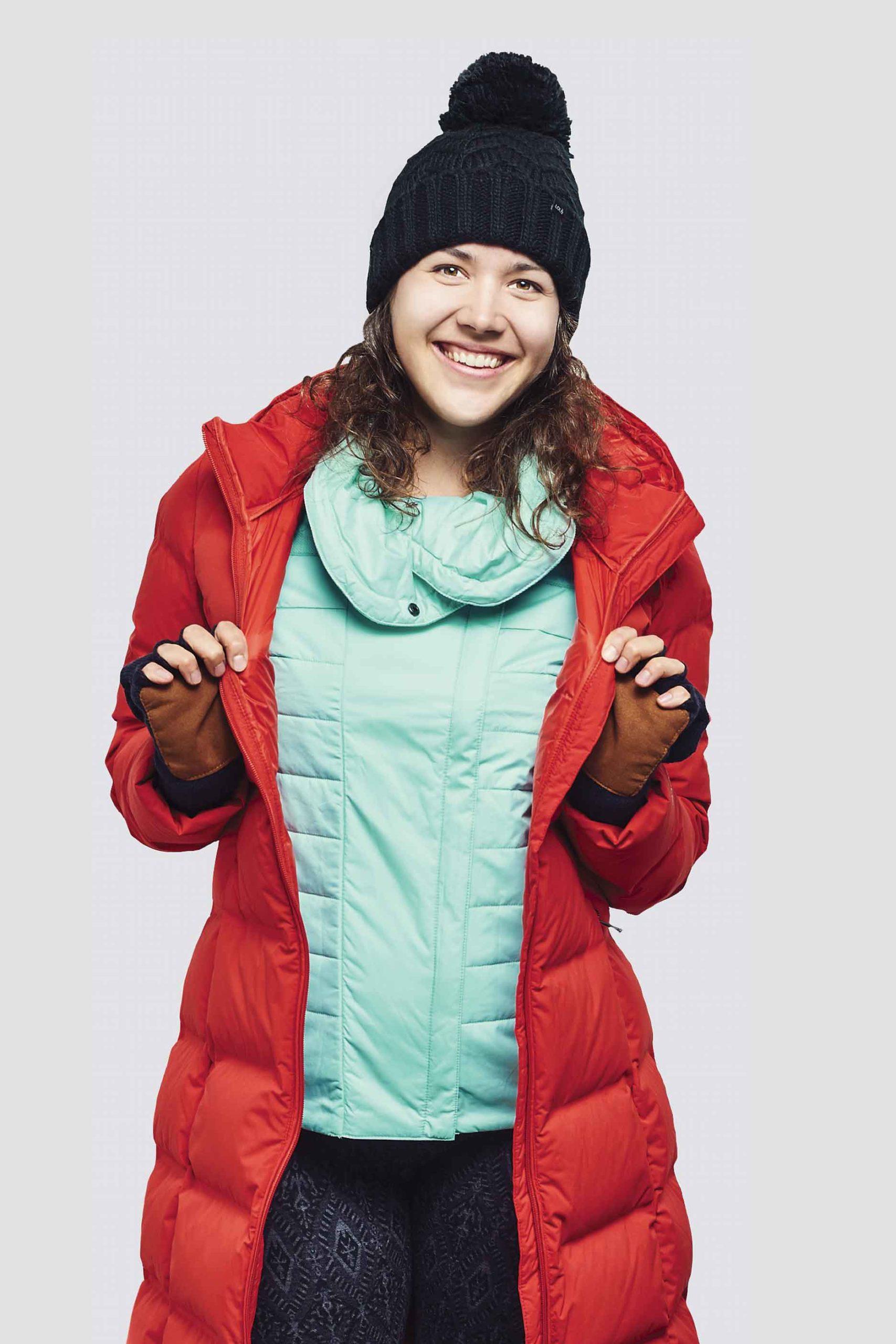 Canadian Rockies Clothing So Warm So Stylish