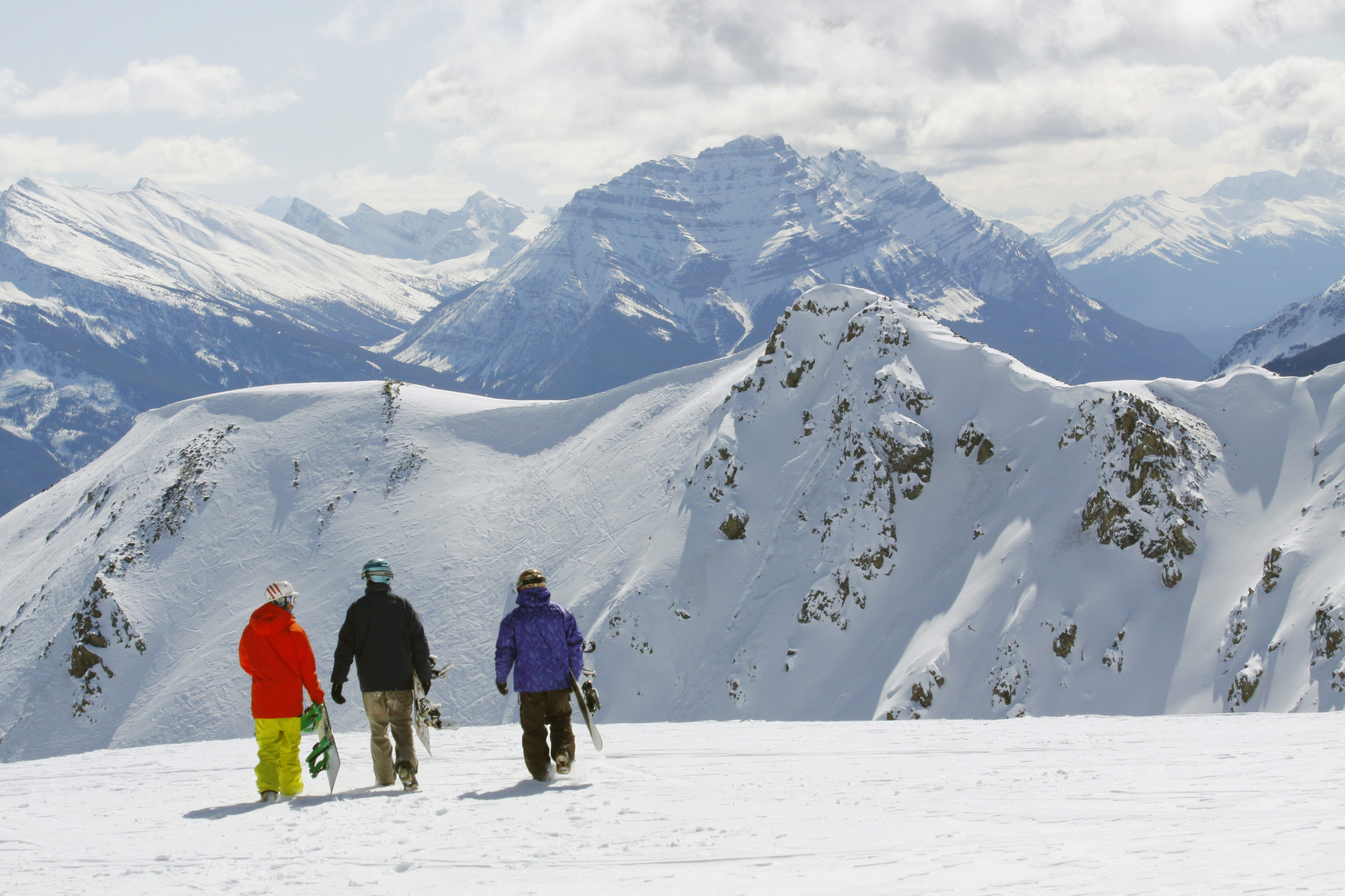 Canadian Rockies Ski Guide Marmot Basin
