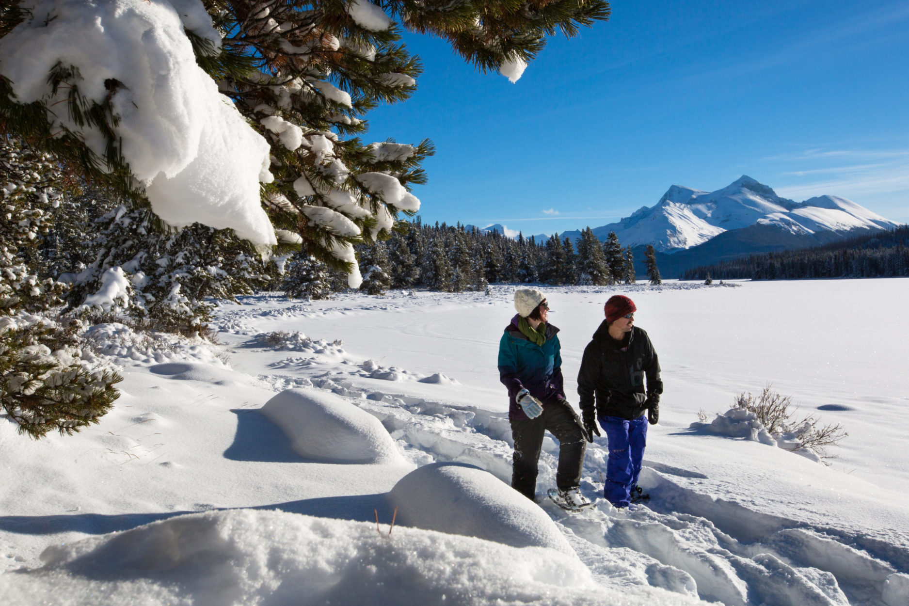 Tips for Visiting Jasper in Winter on Where Rockies