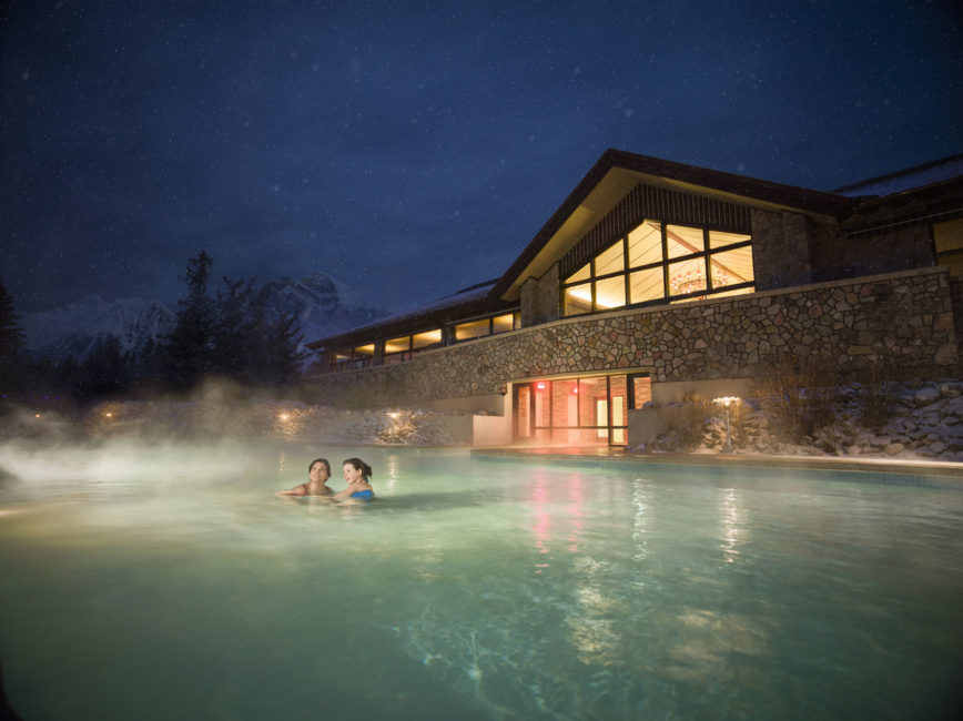 The Fairmont Spa: Ultimate Luxury at Jasper Park Lodge Main Photo