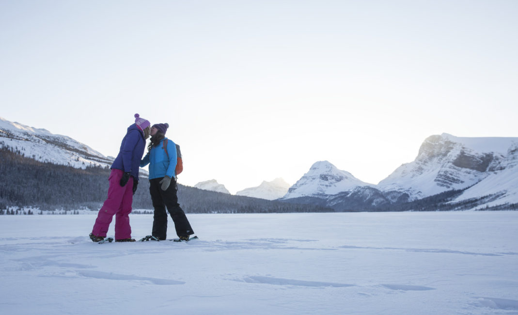 Valentine's Day: Rocky Mountains Romance on Where Rockies