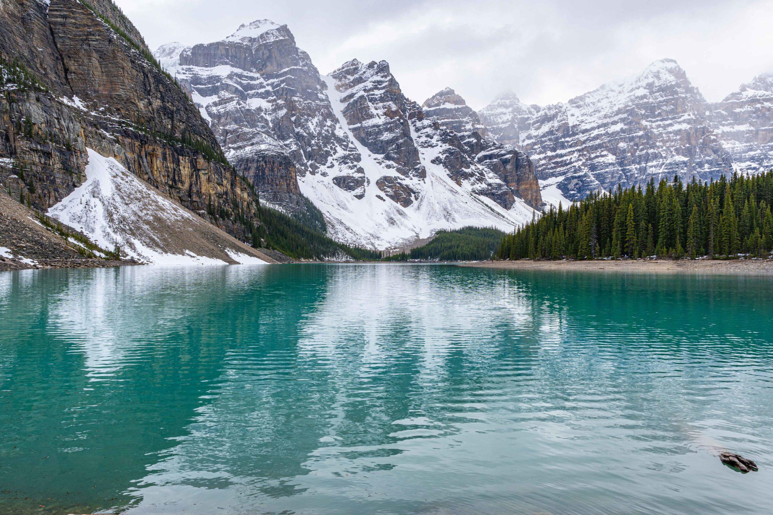 Moraine Lake by Jack Hawkins