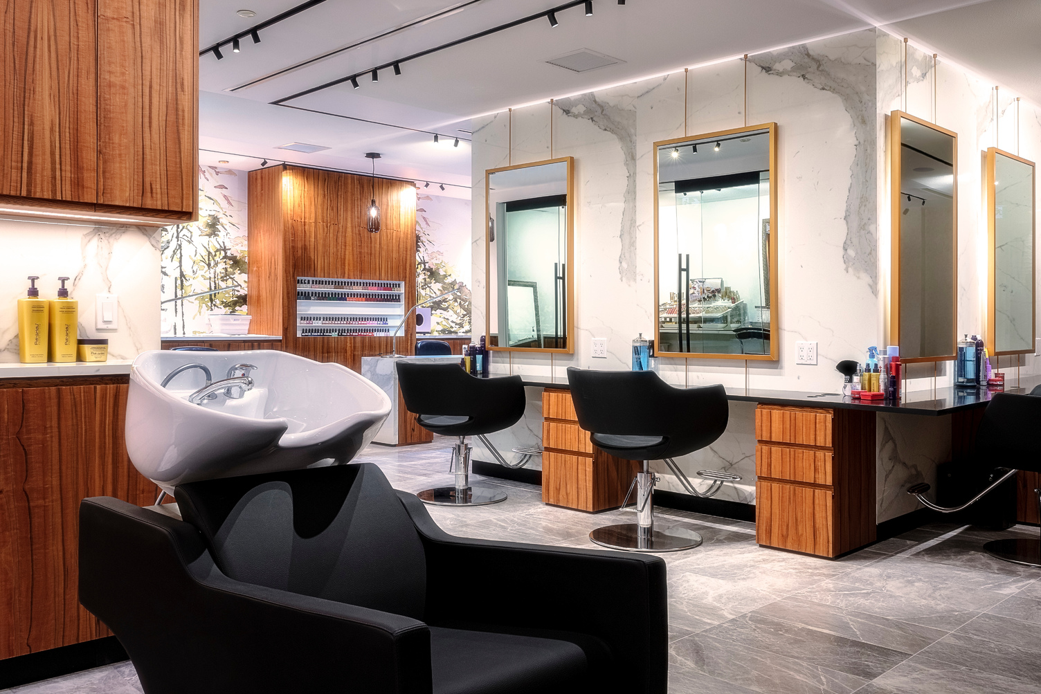 The Willow Stream Spa Salon Expansion