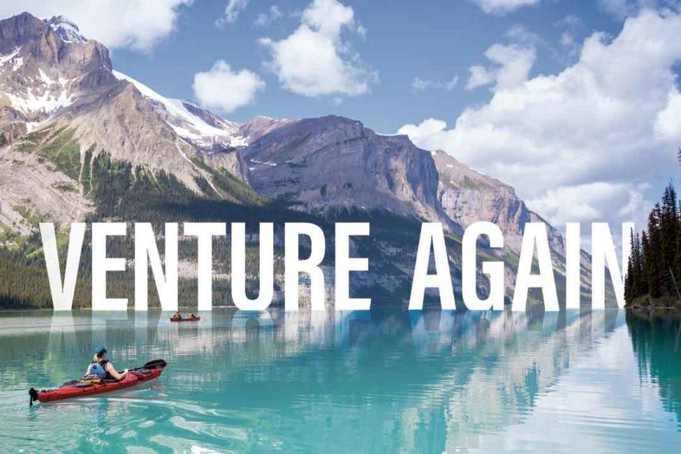 It's time to Venture Again in Jasper! Main Photo