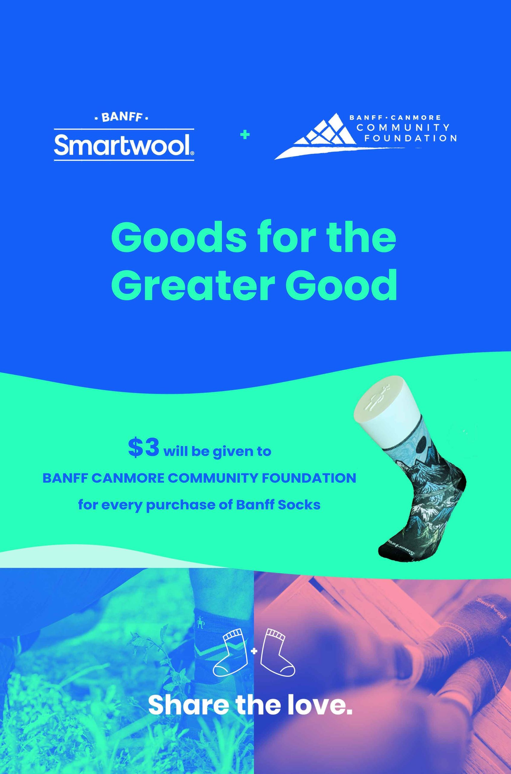 Goods for the Greater Good poster