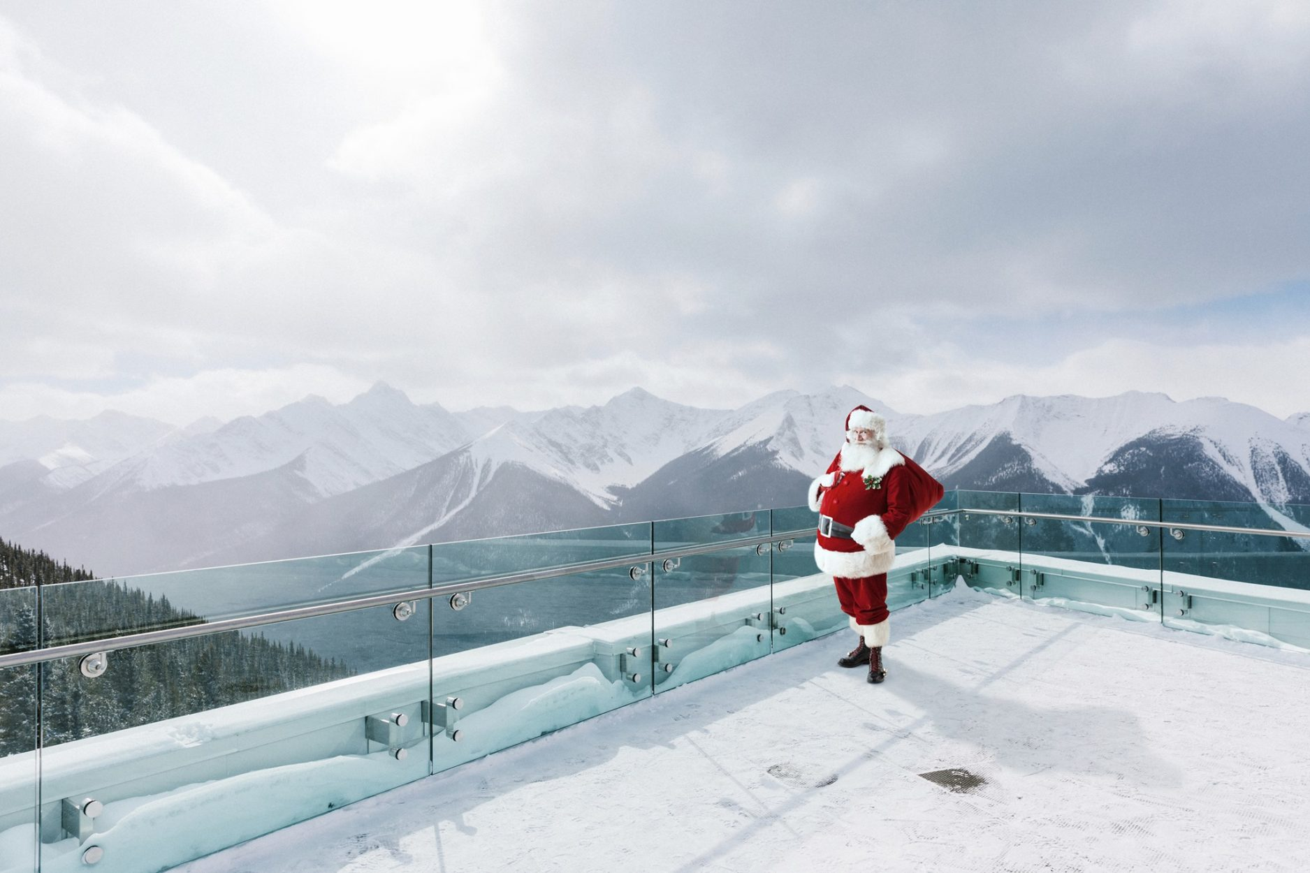 Mountaintop Christmas on Where Rockies