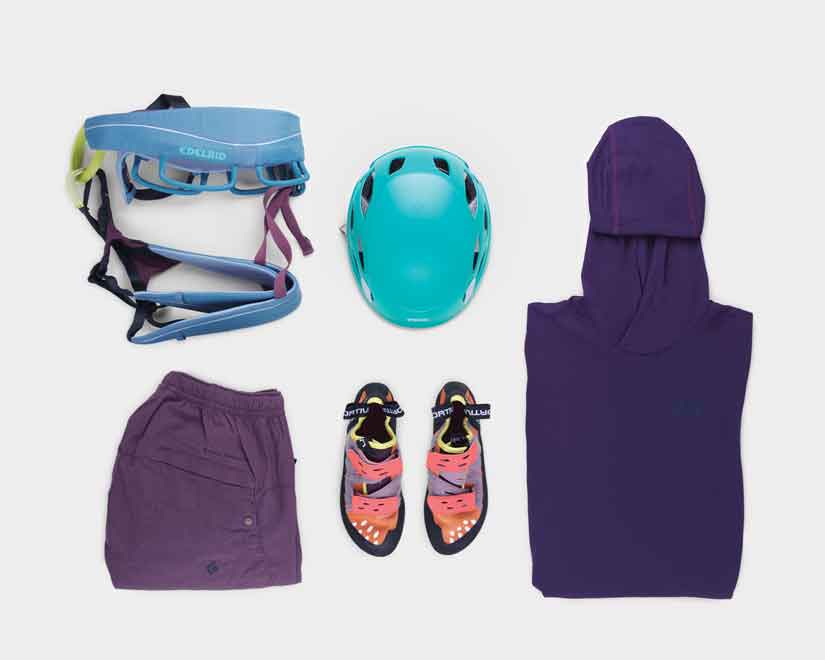 Mountain Style: Climbing clothing and equipment from stores in the Canadian Rockies