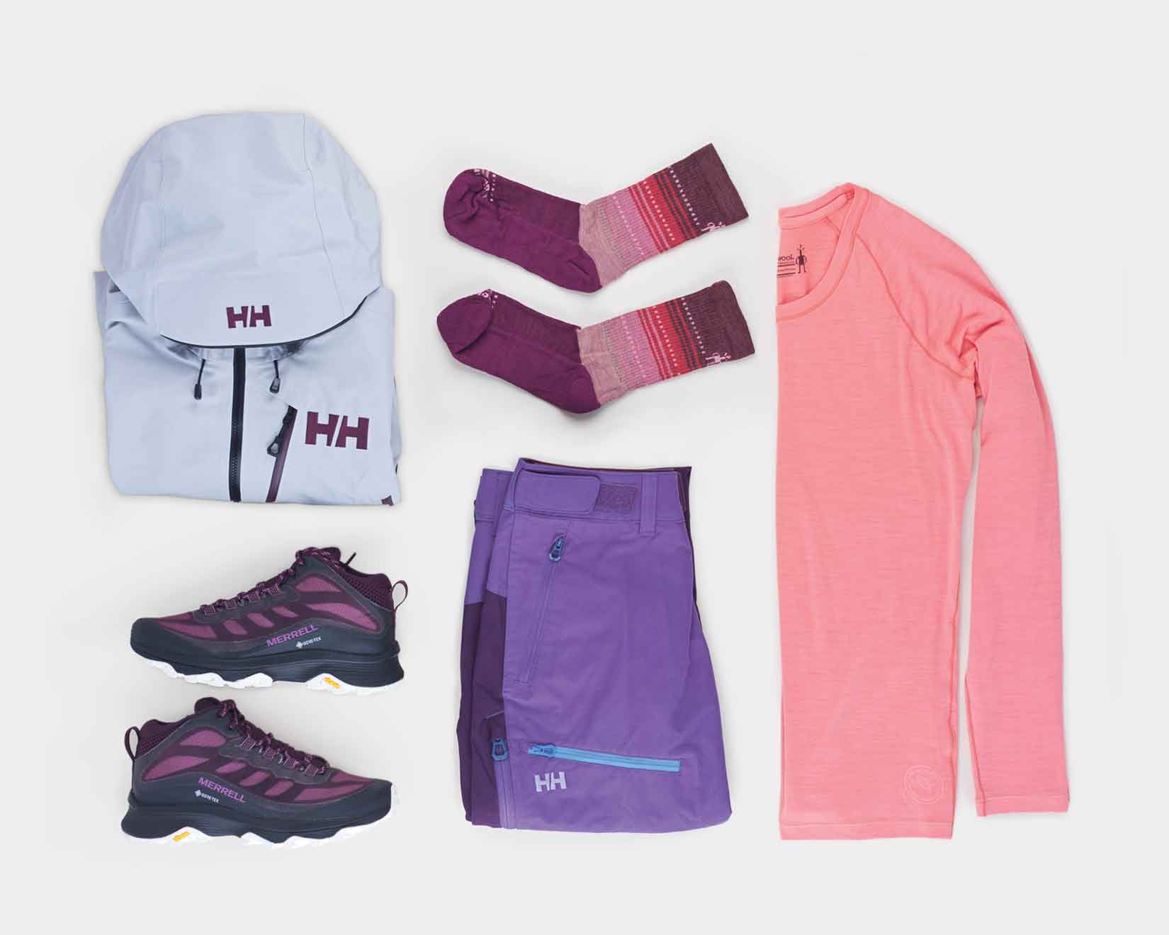 Mountain Style: Hiking gear to go the extra mile