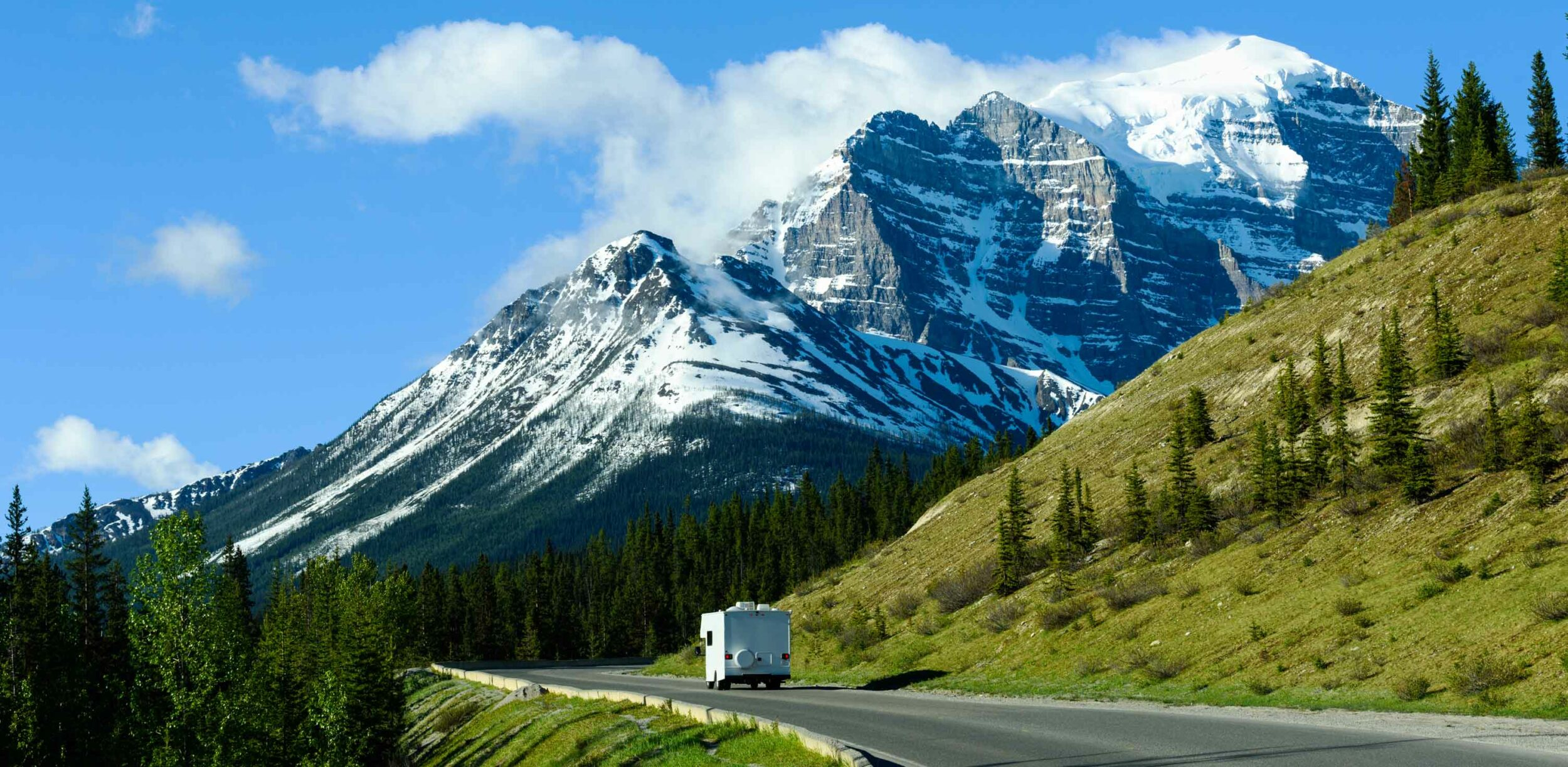 Planning Ahead: Getting around the Canadian Rockies looks a little different this year Main Photo