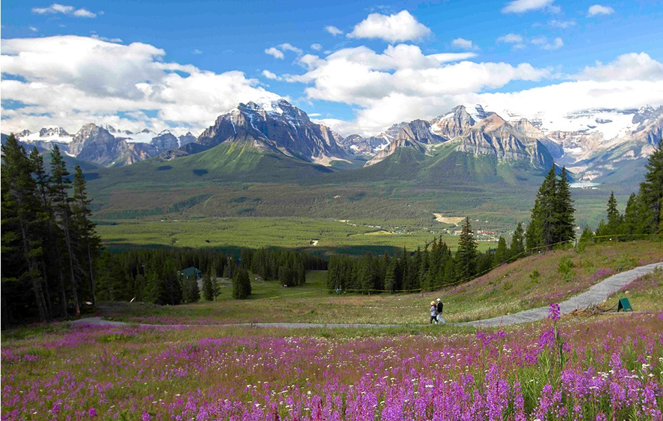 Free Father's Day Hike on Where Rockies