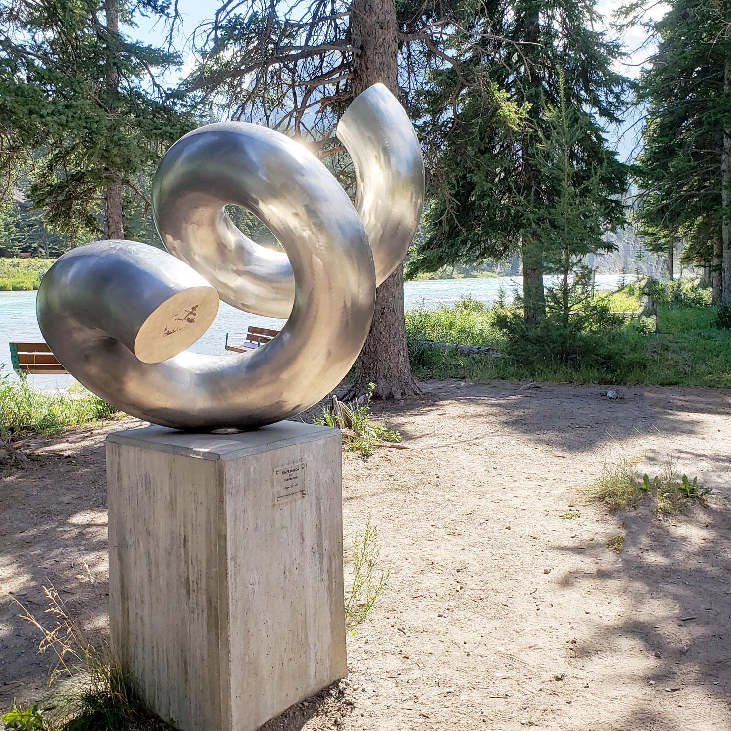 """River Ribbon"" by Alex Caldwell"