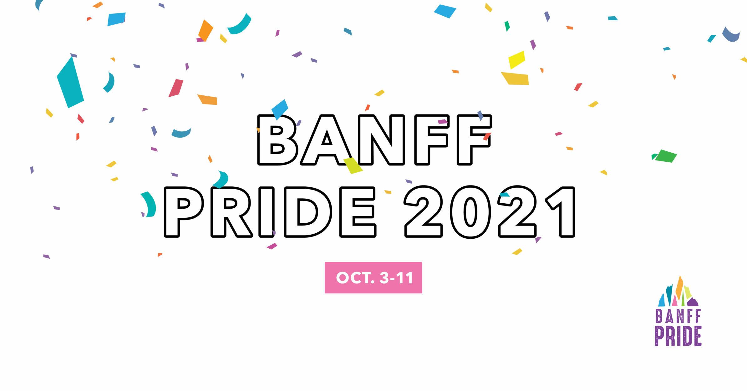 It's Time to Celebrate Banff Pride! Main Photo